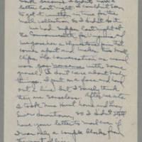 1943-02-11 Laura Davis to Lloyd Davis Page 1
