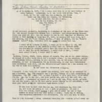Tangen Christmas Letter, 1967