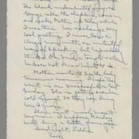 1942-08-15 Laura Davis to Lloyd Davis Page 6