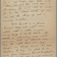 1945-09-25 Sgt. John T. Stewart to Dave Elder Page 2
