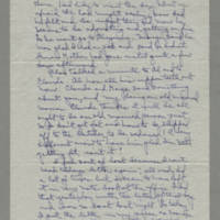1942-09-12 Laura Davis to Lloyd Davis Page 2