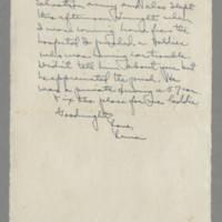 1942-08-10 Laura Davis to Lloyd Davis Page 6