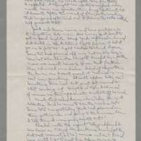 1942-09-26 Laura Davis to Lloyd Davis Page 2