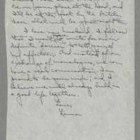 1945-08-15 Laura Davis to Lloyd Davis Page 4
