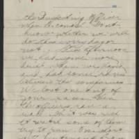 1918-03-07 Thomas Messenger to Mr. & Mrs. N.H. Messenger Page 3