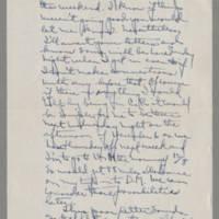 1941-11-20 Laura Davis to Lloyd Davis Page 2
