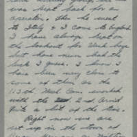 1945-06-02 Cpl. Alois J. Musil to Dave Elder Page 4