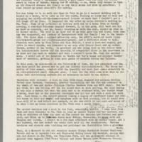 Tangen Christmas Letter, 1966 - Back