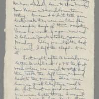 1942-08-21 Laura Davis to Lloyd Davis Page 9