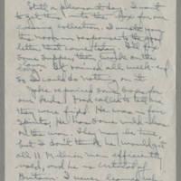 1945-08-06 Laura Davis to Lloyd Davis Page 2