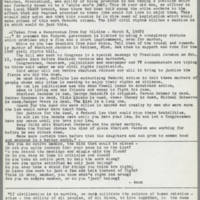 1968-03-16 Newsletter, Fort Madison Branch of the NAACP Page 2