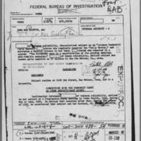 1954-09-30 Omaha Field Office Report, Confidential Informant report on Edna Griffin Page 1