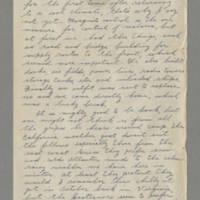 1944-02-25 Maurice Hutchison to Lloyd Davis Page 3