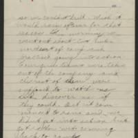 1918-03-20 Thomas Messenger to Vera Wade Page 2