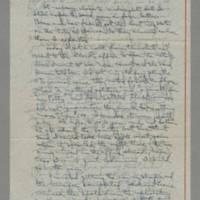 1943-09-05 Laura Davis to Lloyd Davis Page 1