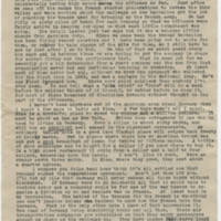 1921-05-28 Bob Browning to Karl Hoffman Page 2