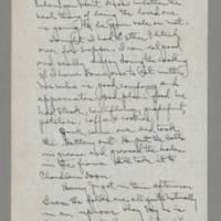1942-11-10 Laura Davis to Lloyd Davis Page 2