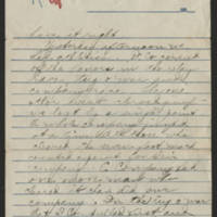 1918-03-17 Thomas Messenger to Mr. & Mrs. N.H. Messenger Page 3
