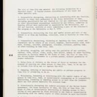 """""Iowa '70: Riot, Rhetoric, Responsibility?"""" Page 48"