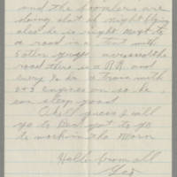 1942-07-26 George Davis  to Lloyd Davis Page 6
