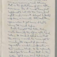 1943-01-11 Laura Davis to Lloyd Davis Page 2
