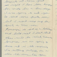 1942-08-21 Lloyd Davis to Laura Davis Page 2