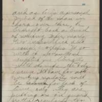 1918-03-07 Thomas Messenger to Mr. & Mrs. N.H. Messenger Page 5