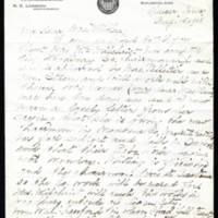 1918-08-15 Mrs. W. Williams to Mrs. Whitley
