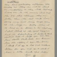 1942-10-17 Lloyd Davis to Laura Davis Page 2