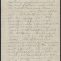 1918-09-04 Thomas Messenger Mrs. N.H. Messenger Page 2