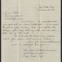 1944-12-23 R.W. Knottneness to Dave Elder