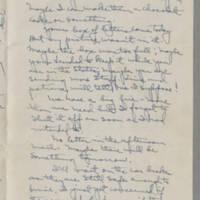 1943-01-15 Laura Davis to Lloyd Davis Page 2