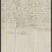 1862-12-25 Charles A. Gates to Mr. Arad Gates Page 2