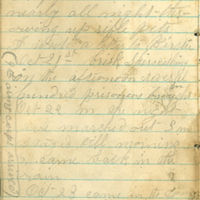 1863-10-20 -- 1863-10-25