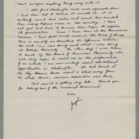 1942-05-04 Joseph Evans to John Evans Page 3