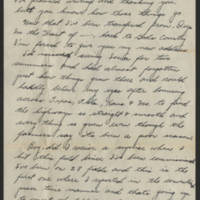 1945-07-23 Lt. David J Hotle to Dave Elder Page 1