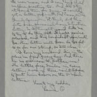1943-05-16 Laura Davis to Lloyd Davis Page 8