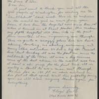 1945-03-20 Floyd M. Leslie to Dave Elder
