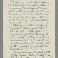 1942-08-15 Laura Davis to Lloyd Davis Page 4