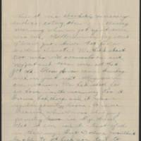 1918-01-23 Thomas Messenger to Mr. & Mrs. N.H. Messenger Page 2