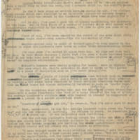 W. Earl Hall World War II stories, 1944