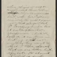 1918-03-07 Thomas Messenger to Mr. & Mrs. N.H. Messenger Page 2