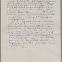 1942-01-03 Laura Davis to Lloyd Davis Page 4