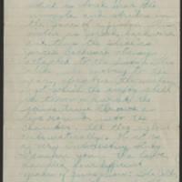 1918-06-06 Thomas Messenger to Mr. & Mrs. N.H. Messenger Page 4