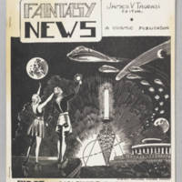 Fantasy News, v. 3, issue 1, whole no. 53, June 25, 1939