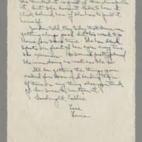 1942-07-26 Laura Davis to Lloyd Davis Page 4