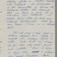 1943-06-10 Bessie Rector to Laura Frances Davis Page 3