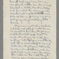 1942-08-13 Laura Davis to Lloyd Davis Page 2