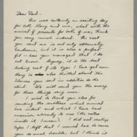 1942-03-23 Joseph Evans to John Evans Page 1