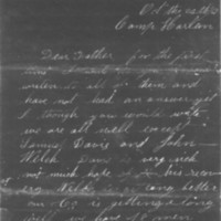 Mann family papers, 1861-1865